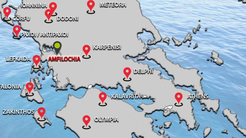 Katsoudas Travel - Destinations - Greece -Excursions